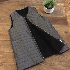 Lululemon reversible everything she wants vest
